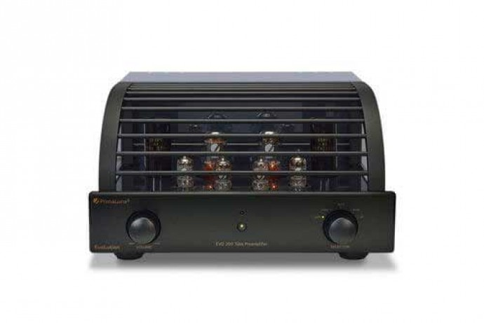 PrimaLuna Evolution 200 EVO 200 Preamplifier Black