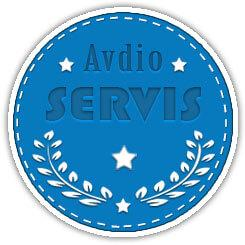 Servis avdio in video naprav 3