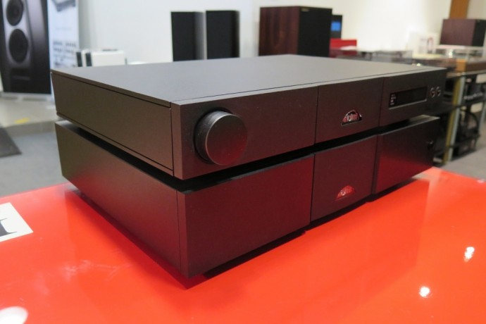 AS Naim Audio AV2 + NAP200 81
