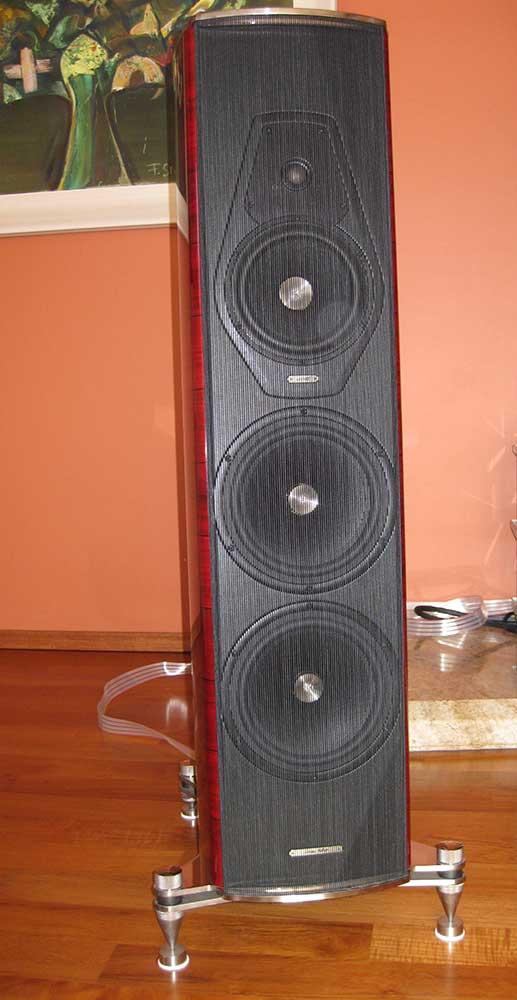 Sonus Faber Amati Futura 187 Audio Serum Hifi To Fall In